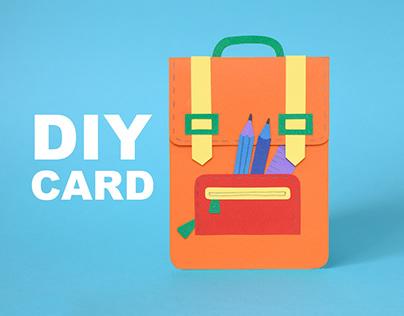 Back to School | DIY card