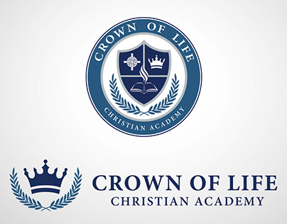 Crown of Life Academy Branding and Web Design