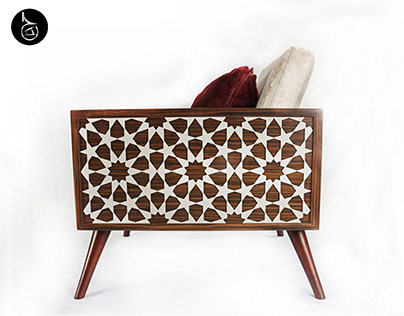 New release of Arabesque Chair