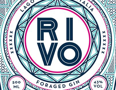 Packaging RIVO gin