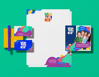 Yupi Kids Club Ludoteca