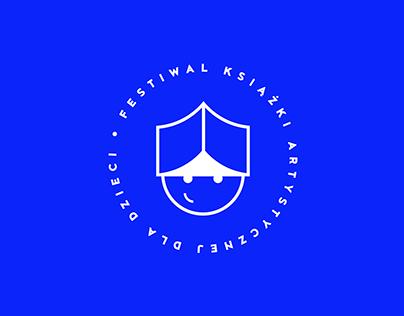 Artistic Book Festival for Children / Festival Identity