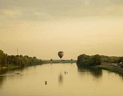 Air balloons in Szeged - 2020