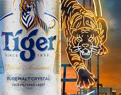 Tiger Neon