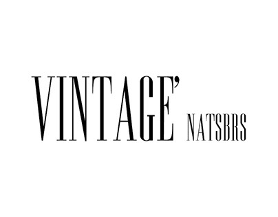 VINTAGE' - NatsBrs
