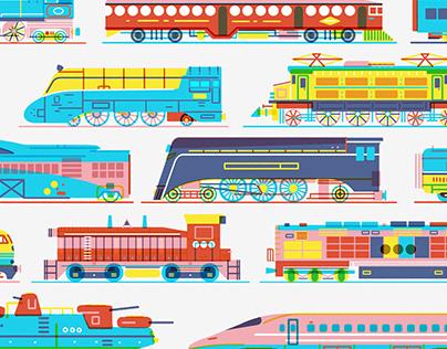 Train collector