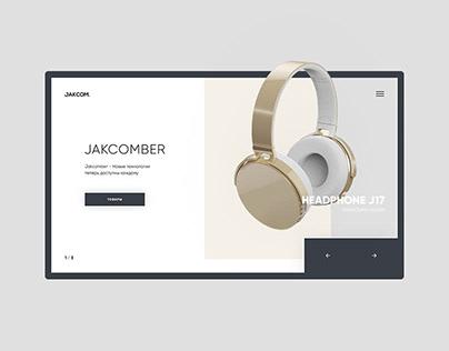 Jakcomber | Online shop