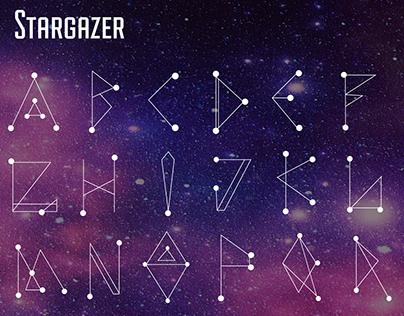 Typeface - Star Gazer