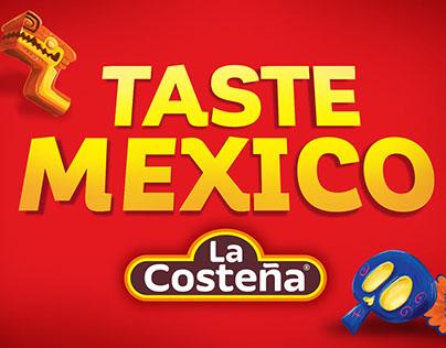 Taste Mexico La Costeña
