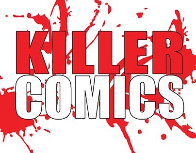 T-Shirt Design: Killer Comics