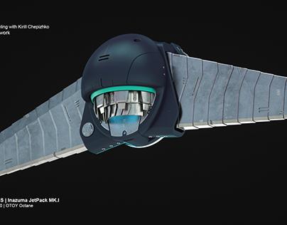 OBSERVER LABORATORIES Inazuma Jetpack MK.I