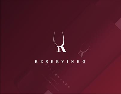 Reservinho. Логотип и фирменный стиль.