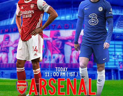 Football Matchday Posters