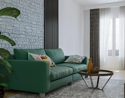 SMALL HOUSE İnterior Design