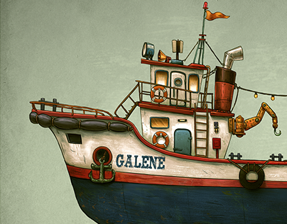 Galene - Concept/ Background