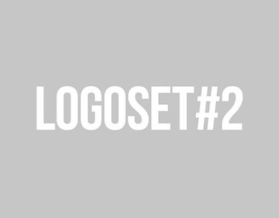 LogoSet#2   Logotypes for packaging design