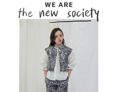 The New Society - Back to the origins