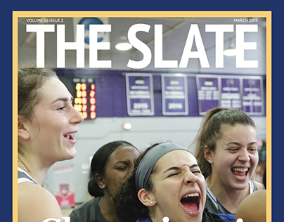 NYIT Campus Slate Spring 2019 Issue 2