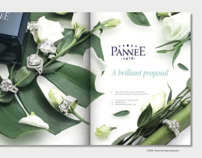 Pannee Print AD, 2015