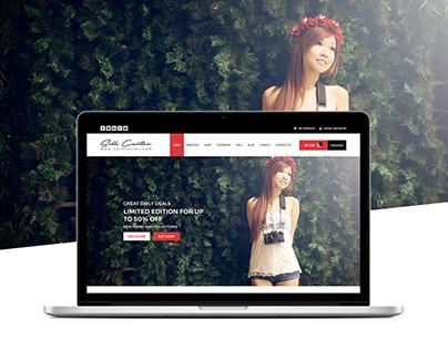 Solh Carter | Website Design