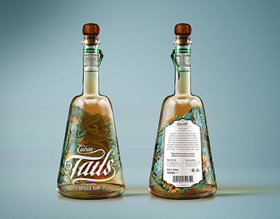 Cuban Tails - Spiced Rum