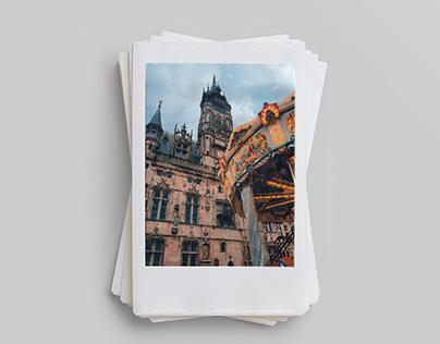 Projet Photographique : Voyage, voyage