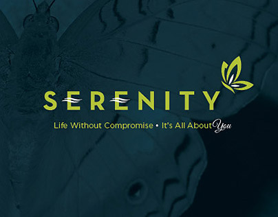 Project Branding - Serenity Everton Park