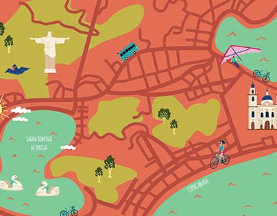 City Maps campaign