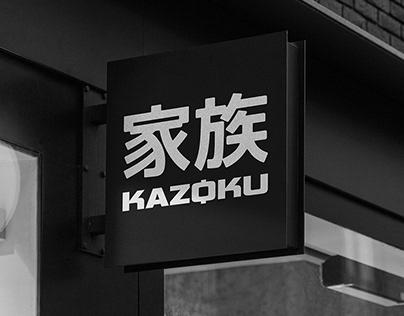 Kazoku — Visual Identity