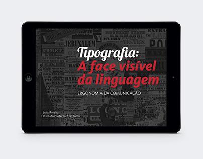 Ebook - Tipografia: A fase visível da linguagem