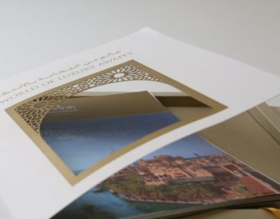 Madinat Jumeirah: Villas & Suites Brochure