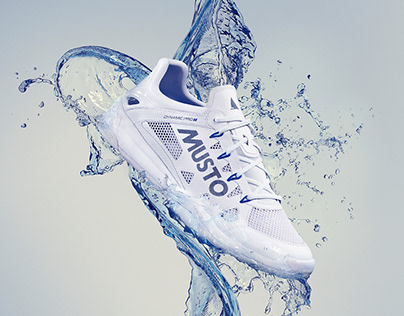 Musto Trainers   Retouch