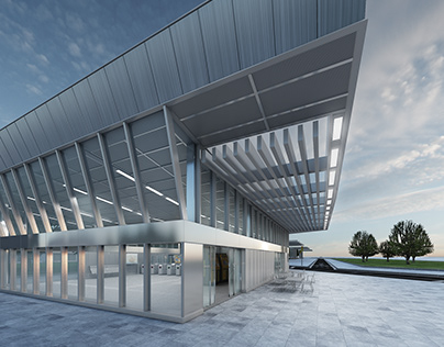 Railway Station Project