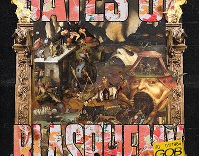 Gates of Blasphemy Playlist Cover