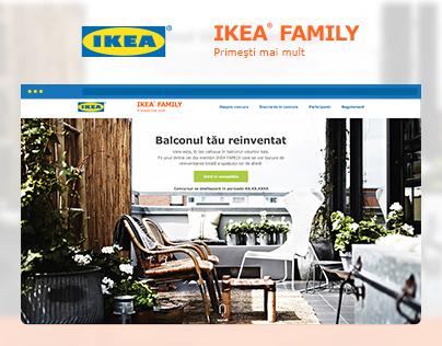 IKEA Balcony Makeover