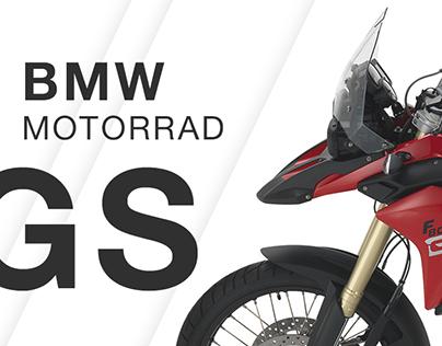 BMW Motorrad: F 700 GS, F 800 GS, R 1200 GS