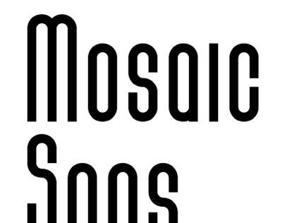 MosaicSans