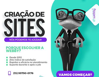 Mídias Sociais Agência Webby