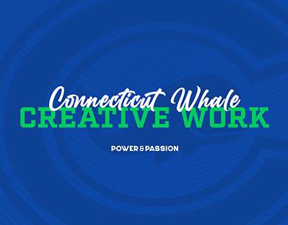 2021 Connecticut Whale Creative Work