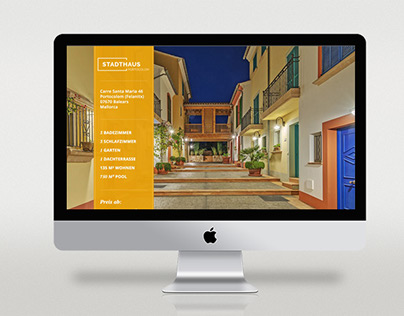 Webseite Responsive Stadthausportocolom