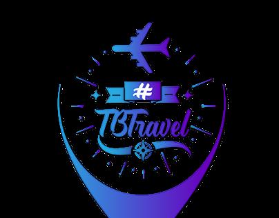 Identidade visual e vinheta #TBTravel