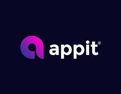 Appit Interaction - App Icon & Logo Design