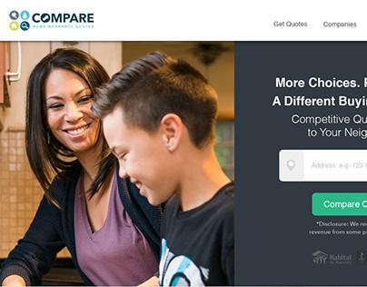 Compare Webdesign