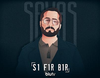 S1F1R B1R 5. Sezon Adwork