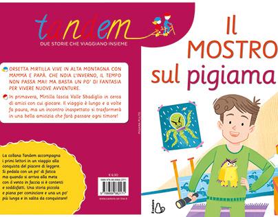 """""""Il MOSTRO sul pigiama""""_Editrice Il Castoro"""