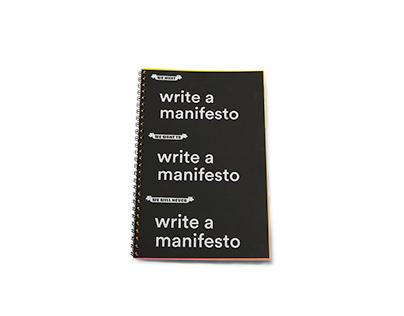 Graphic Design Manifesto