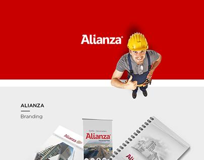 Alianza | Branding