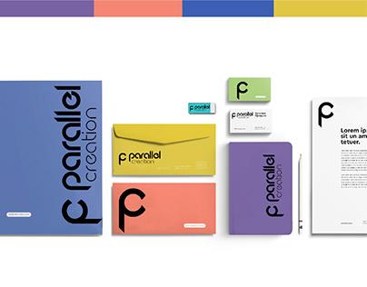 Free Brand Identity - Parallel Creation