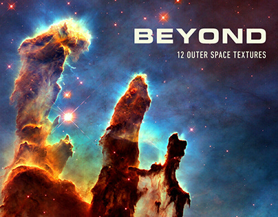 Beyond—Stunning Outer Space Textures by Chroma Supply