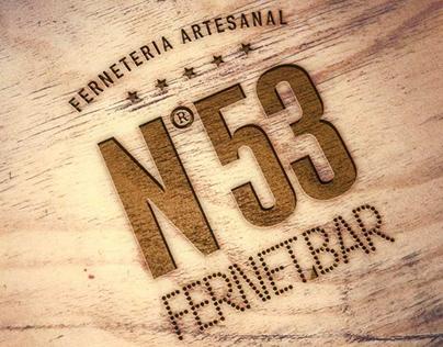 Nero 53 Fernet Bar